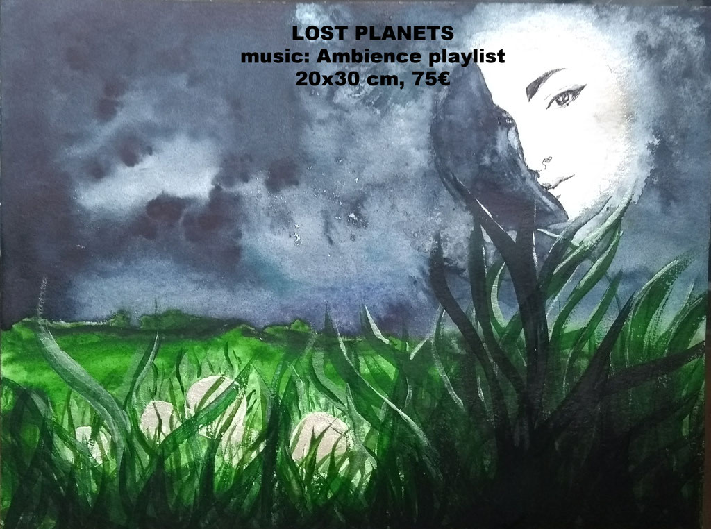 lost planets