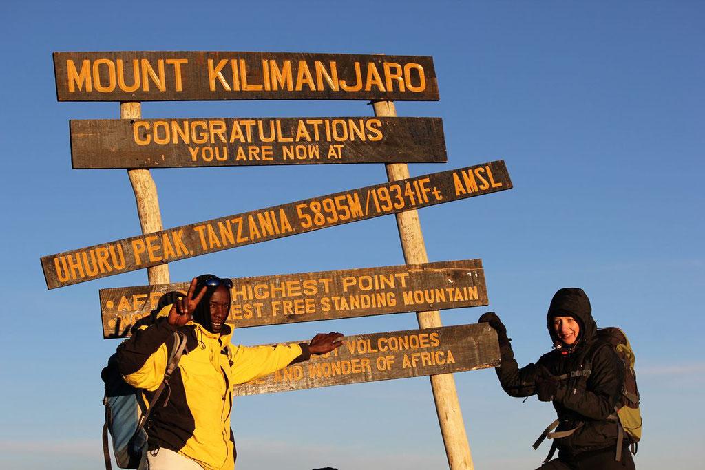On Top Of Africa - Kilimanjaro Company