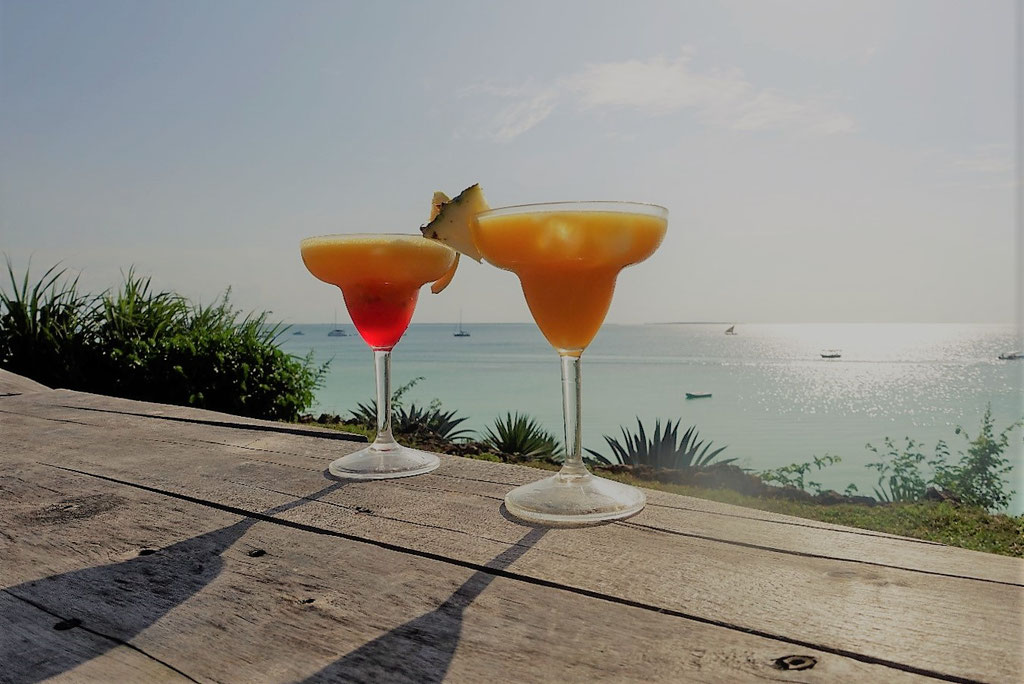 Time For A Cocktail Or Two In Zanzibar - Kilimanjaro Company