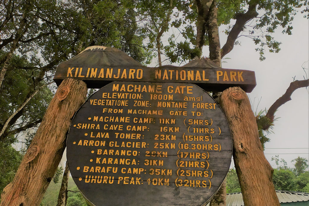 Are We Nearly There Yet? - Kilimanjaro Company