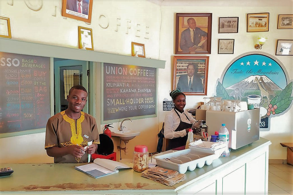 Union Cafe - Best Coffee In Moshi  - Kilimanjaro Company