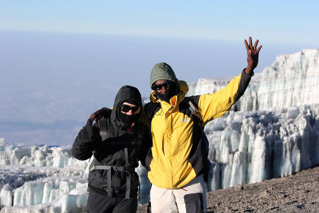 Kilimanjaro Company Besteigung