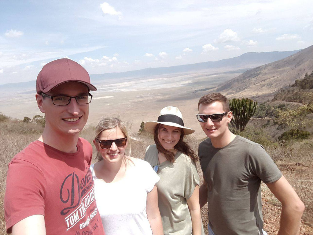 Kilimanjaro Company Gäste auf Reisen