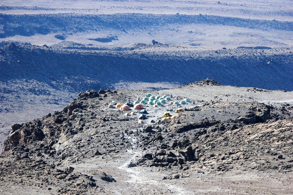 Kosovo Camp - Kilimanjaro Company