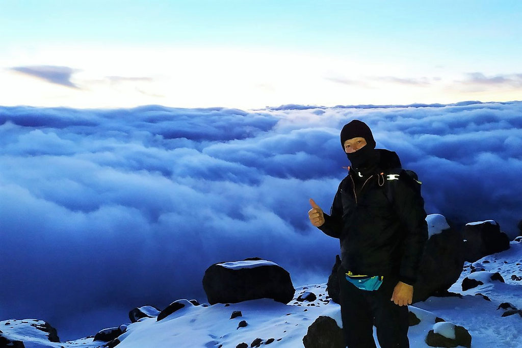 Above The Clouds - Kilimanjaro Company
