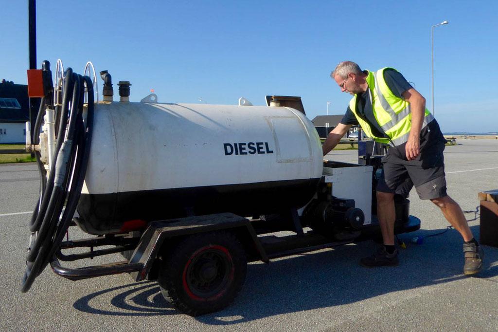 Ebeltoft Diesel ohne Fusel