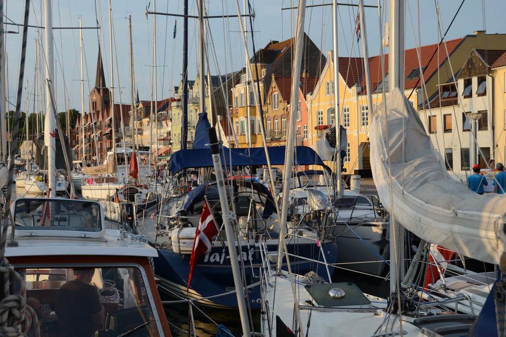 Sønderborg im Viererpäckli
