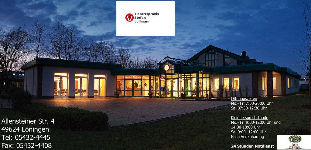 Tierarztpraxis Stefan Lüllmann