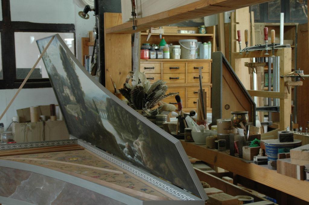 .....workshop Impressions © Achim Heinrichs-Heger — at Lennep.