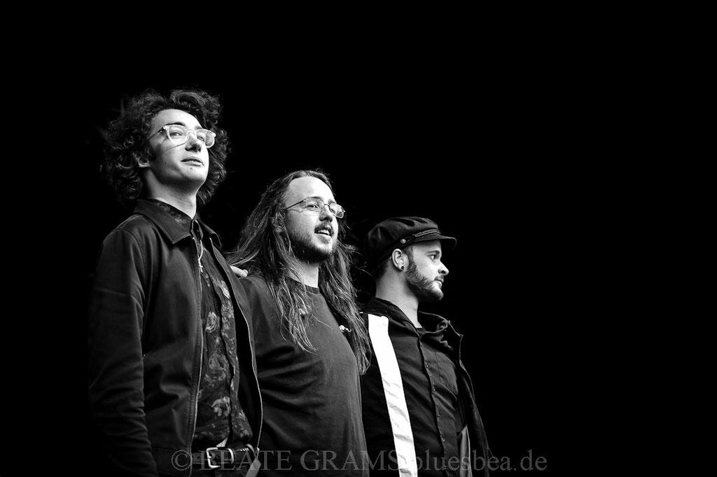 Kalle Reuter Trio - Blues Matinee 15.09.2019 Eutin
