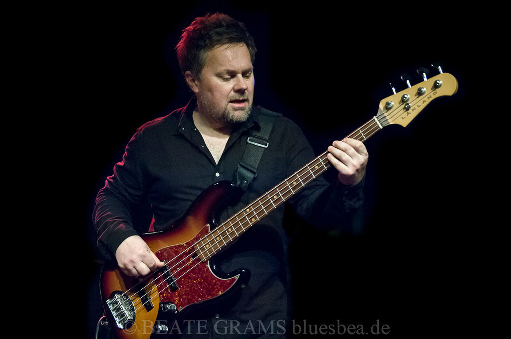 Ben Poole & Band - 15.11.2019 Räucherei Kiel