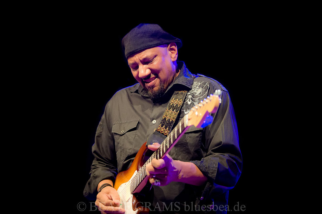 Phil Gates Band - 13.09.2019 - BluesBaltica Eutin