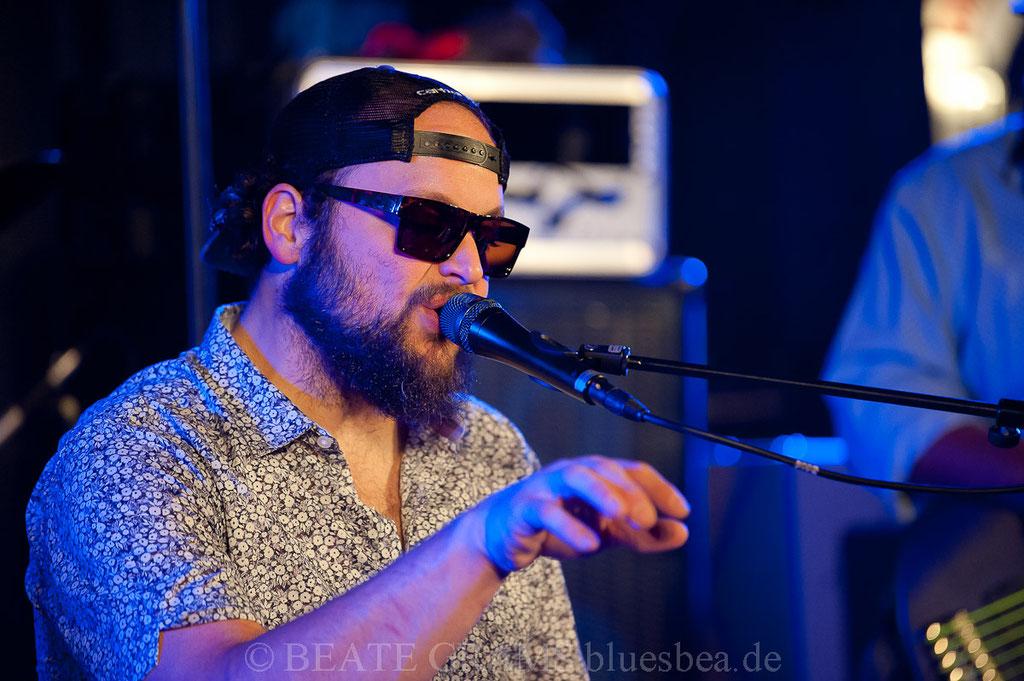 Victor Wainwright & The Train - 25.10.2019 HamburgBluesNights