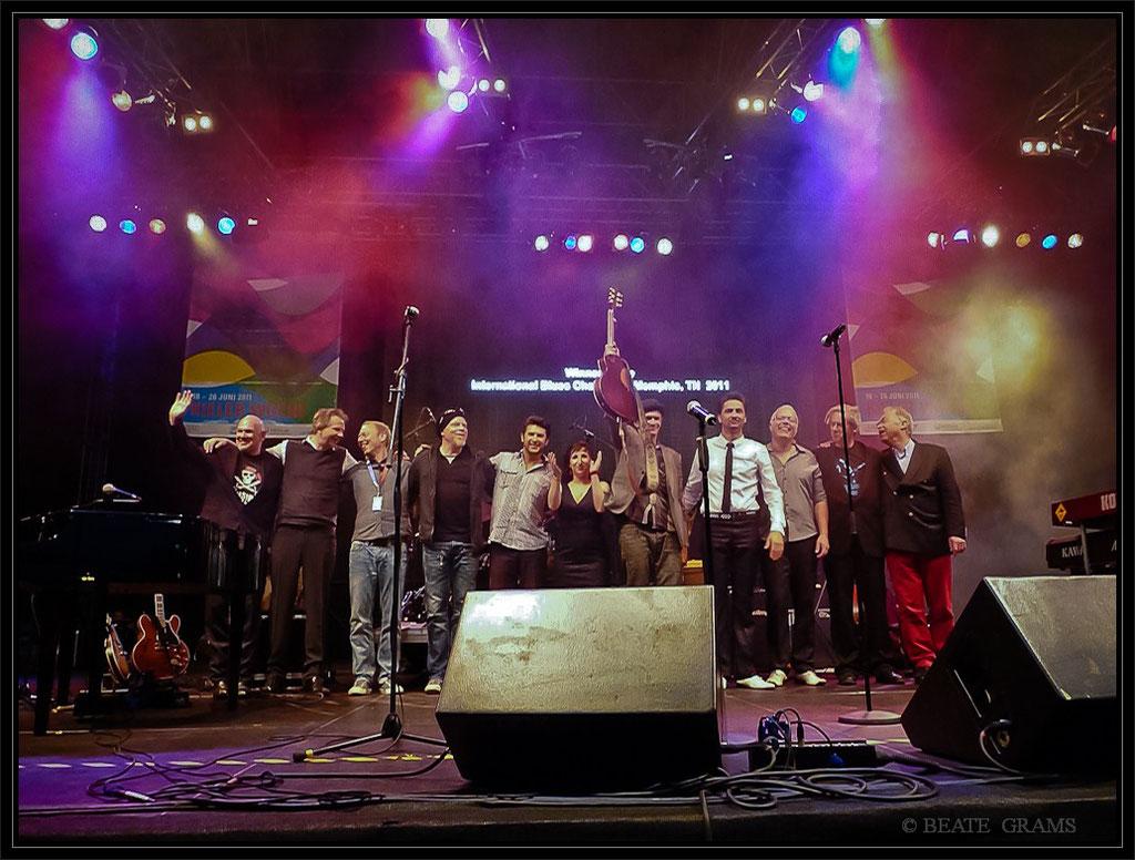 1. Kieler Woche Blues Nacht - 26. Juni 2011 Kiel Rathausbühne