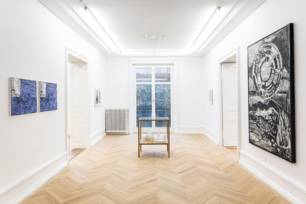 Umbau Kunstgalerie, Zürich