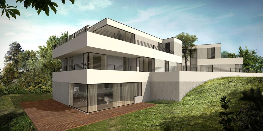 Zweifamilienhaus, Uitikon-Waldegg