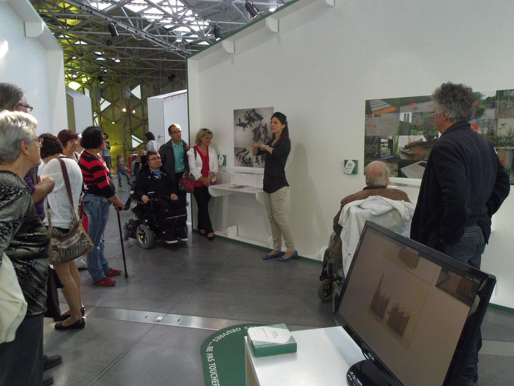 Expo à La Cité du Design de St Etienne