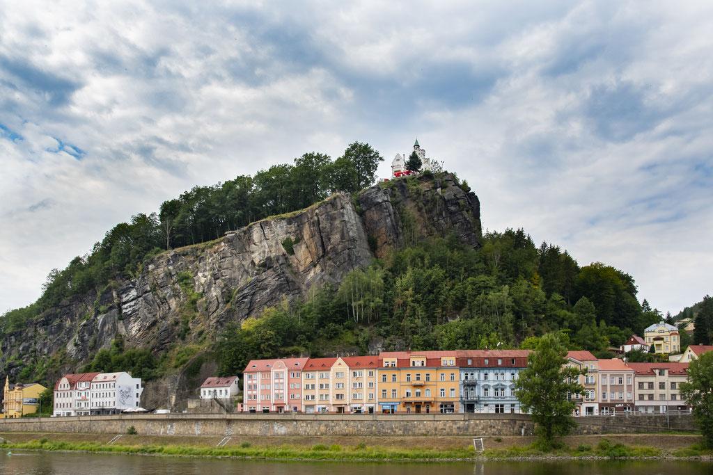 Decin in Tschechien