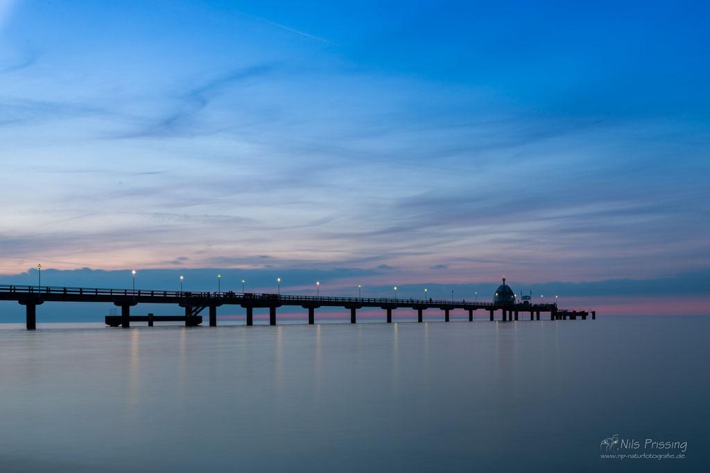 Zinnowitz Seebrücke