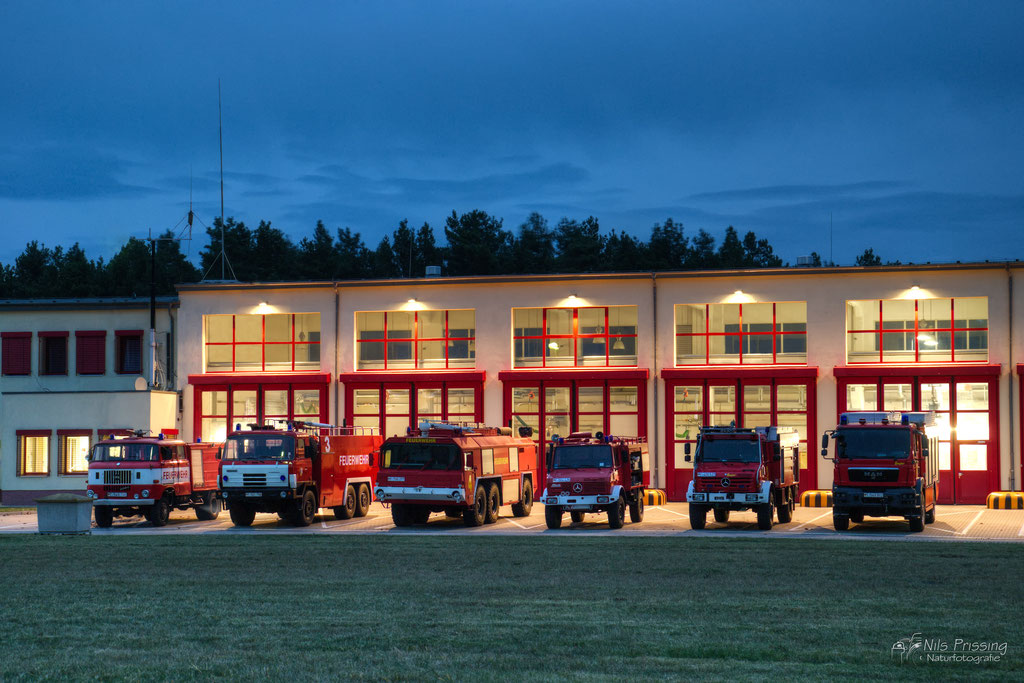 """Bundeswehr Feuerwehr """"Jägerbrück"""" 2013"""