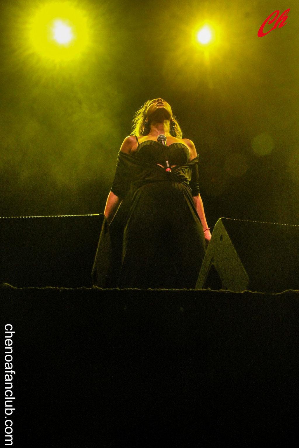Concierto Santa Coloma de Gramenet (Barcelona) 02/09/2017 - Fotos Celia de la Vega