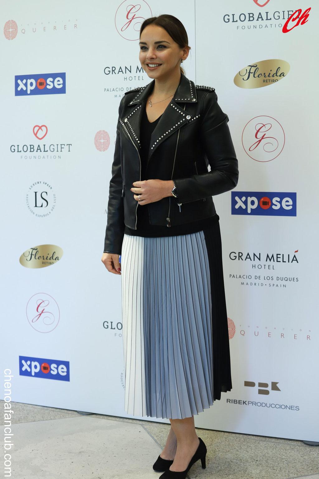 Rueda de Prensa Gala Global Gift 03/04/2019 - Fotos Celia de la Vega