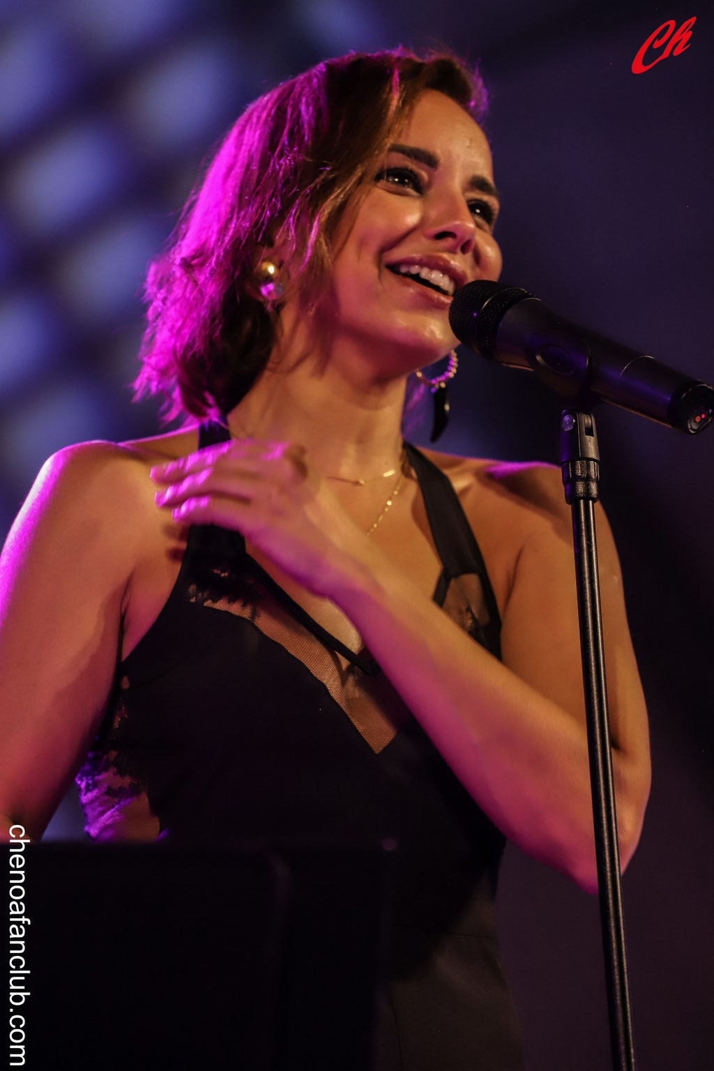 Concierto en Traiguera (Castellón) - Fotos Celia de la Vega - 14/08/2021