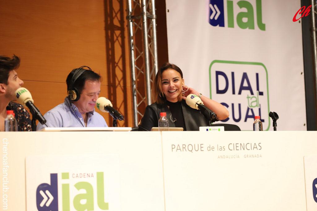 Programa Dial Tal Cual - Cadena Dial (Granada) 30/03/2019 - Fotos Celia de la Vega