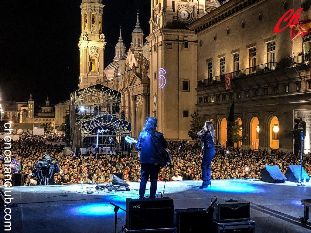 Concierto de Zaragoza 06/10/2018 - Fotos Celia de la Vega
