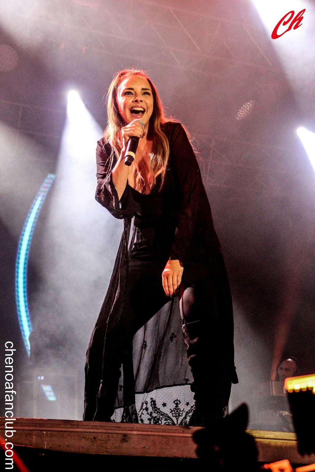 Concierto Valladolid 08/09/2018 - Fotos Celia de la Vega