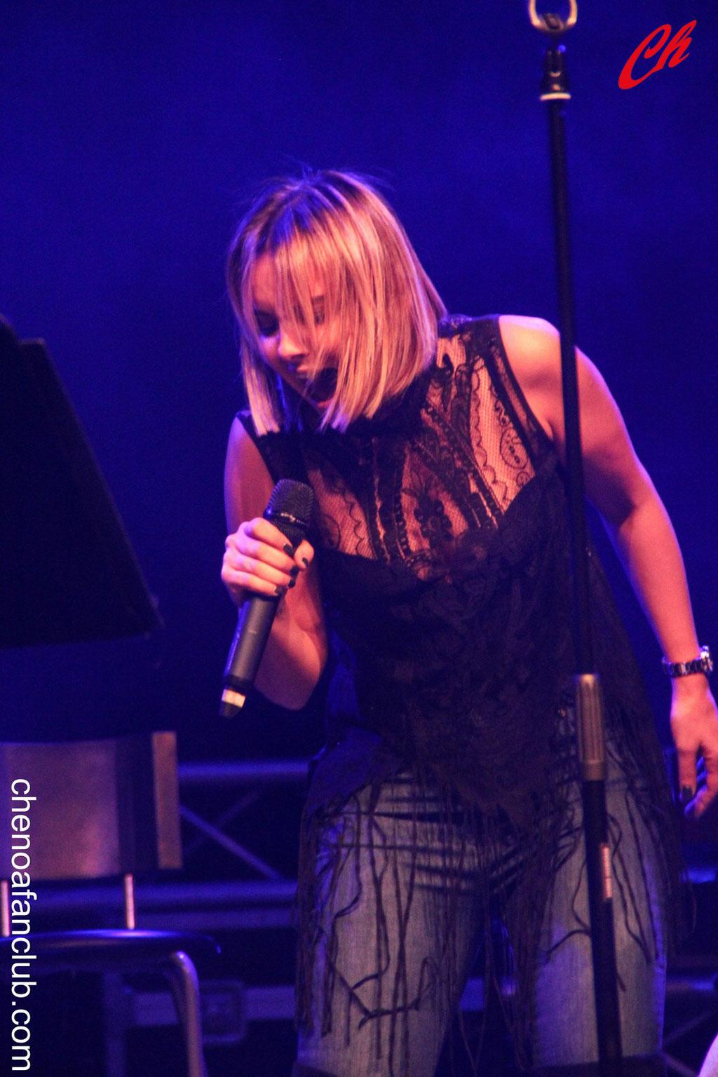 Concierto Teatro Núria Espert (Sant Andreu de la Barca) 30/11/2017 - Fotos Celia de la Vega