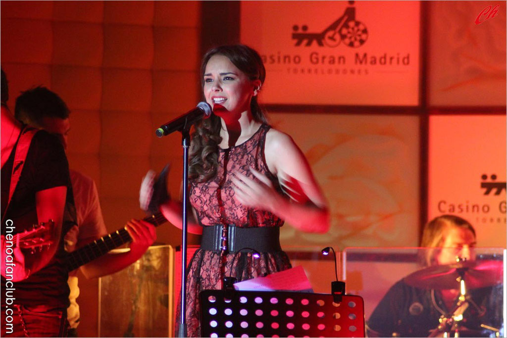 Concierto en el Casino de Torrelodones (Madrid)