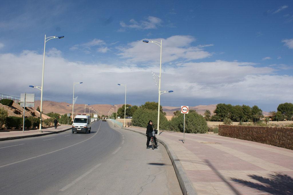 Brücke in Er-Rachidia