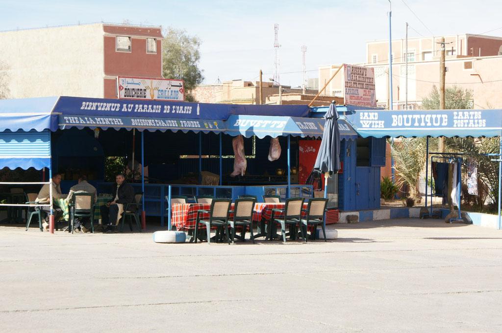 Metzgerei mit Restaurant