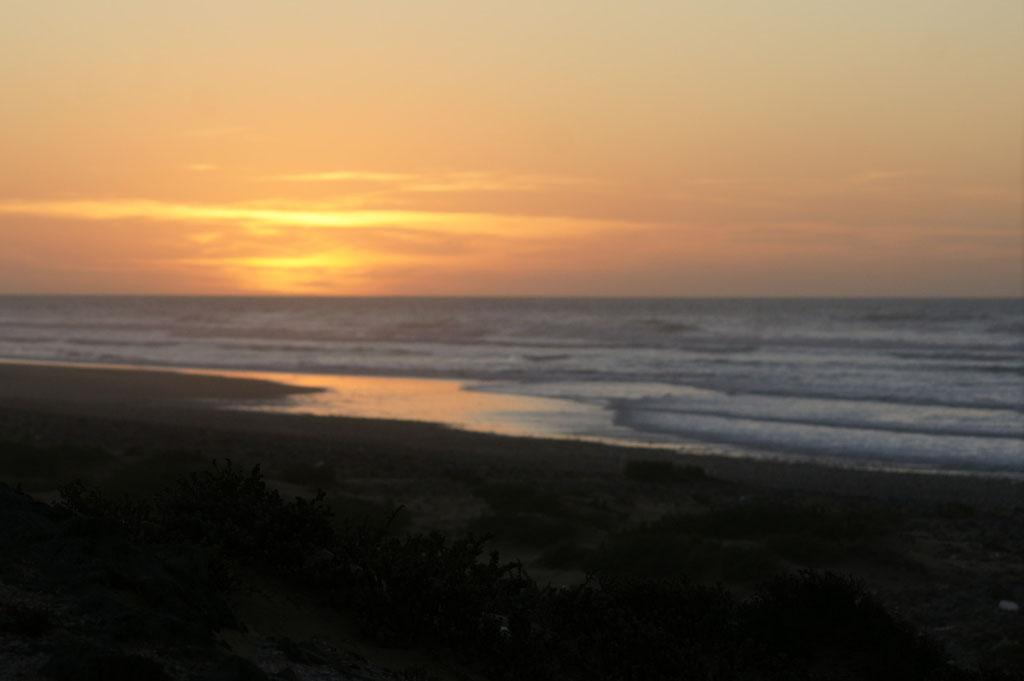 Jeden Abend ein schöner Sonnenuntergang
