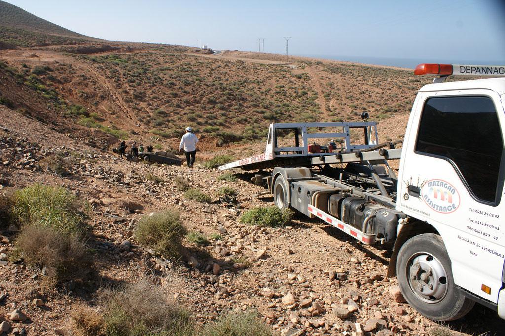Marokkaner auf Abwegen