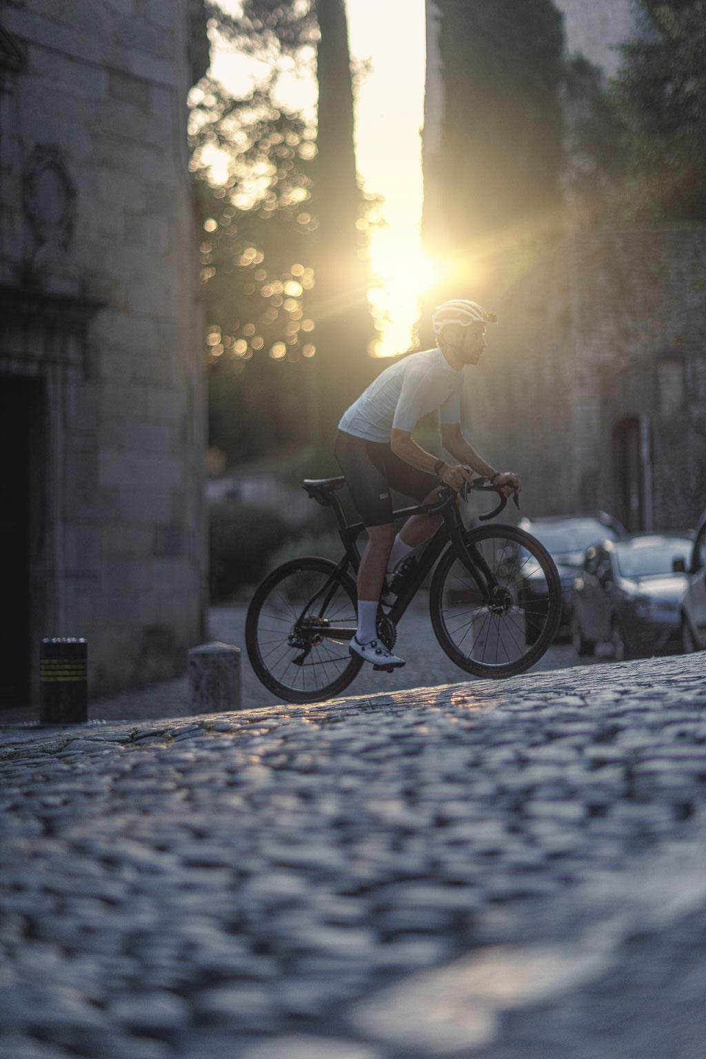 maillot vélo de route