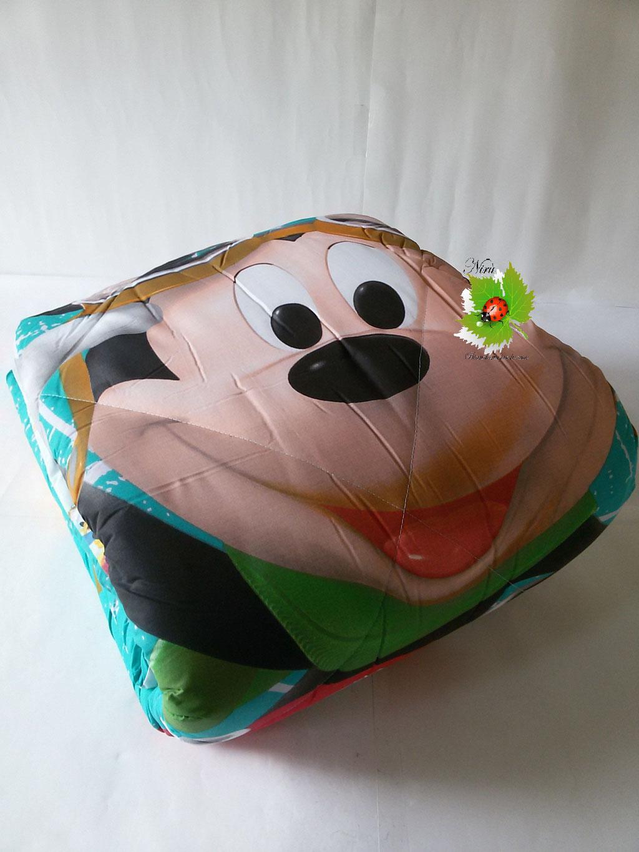 Trapunta Micky Mause Capitan Disney 180x240 cm. A316