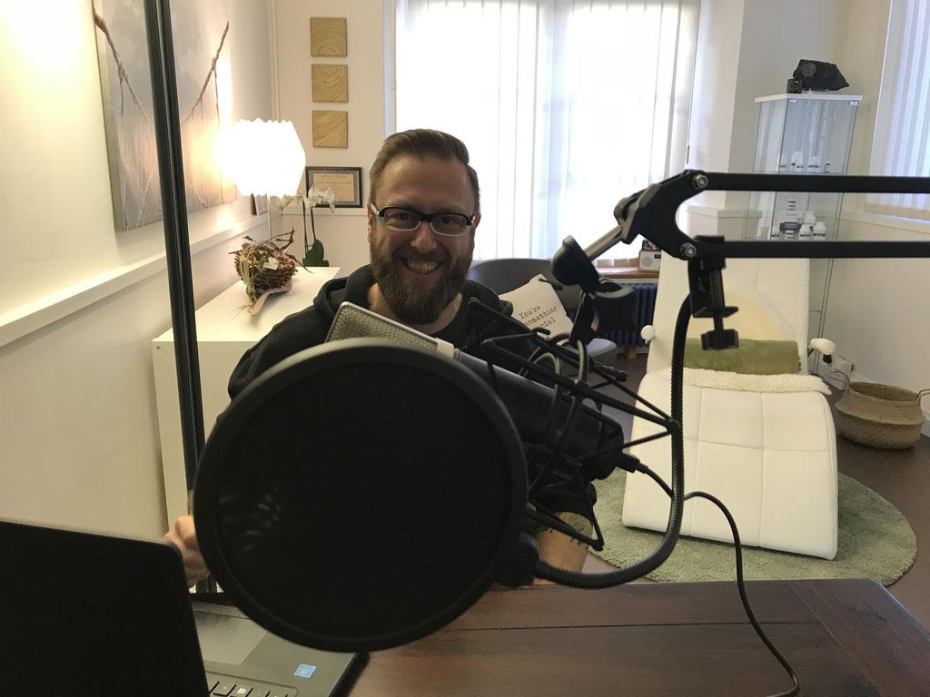Bernd Seibold, Podcast, Kopfsache, Swisshypnosis Institute, Hypnosecenter Frauenfeld
