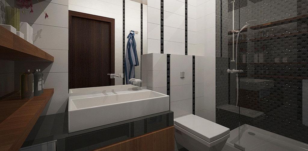 Дизайн-проект однокомнатной квартиры