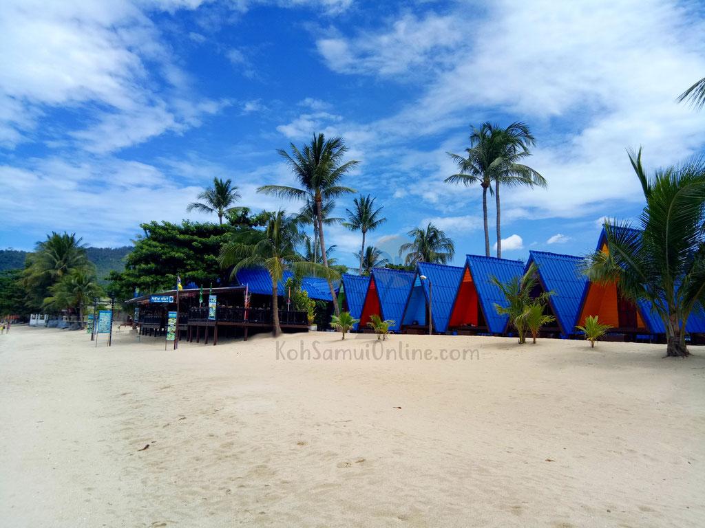 Lamai Beach Bungalow