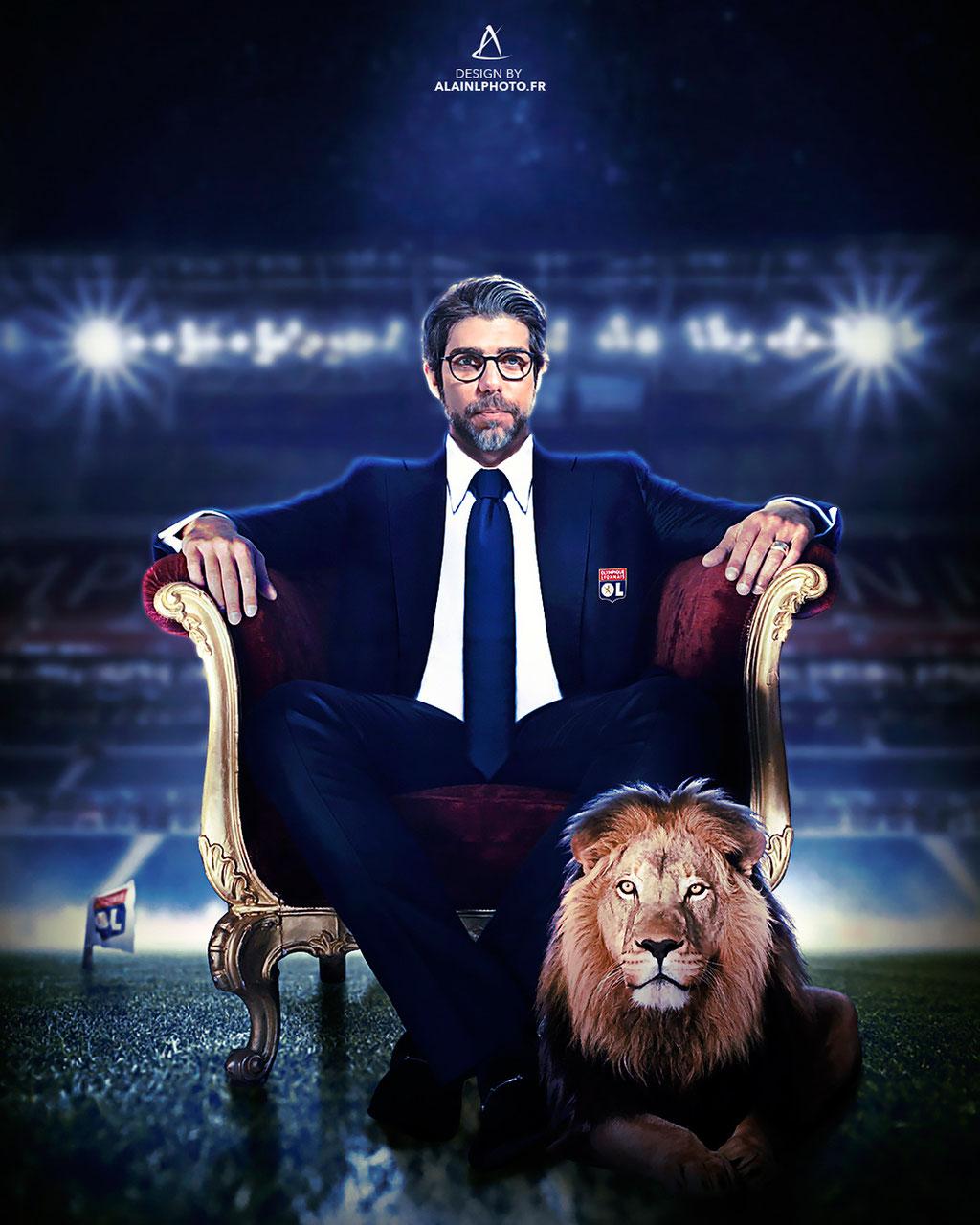 Juninho, le retour du Roi Lyon - Olympique Lyonnais