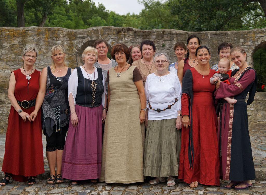 Die Vereinsfrauen