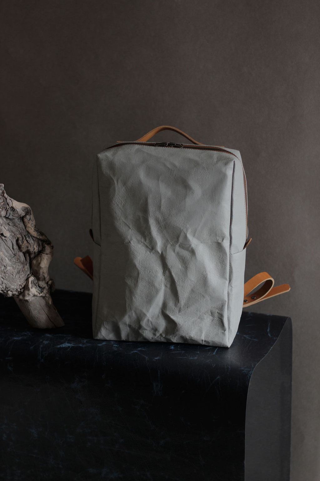 Backpack concrete