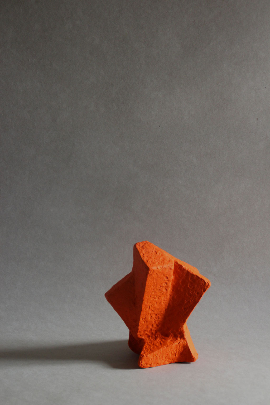 Particle small orange
