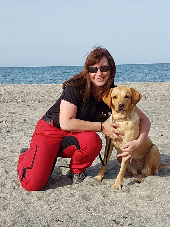 Asiatischer Laubholzbockkäfer Monika Hagemeier Spürhundeführer