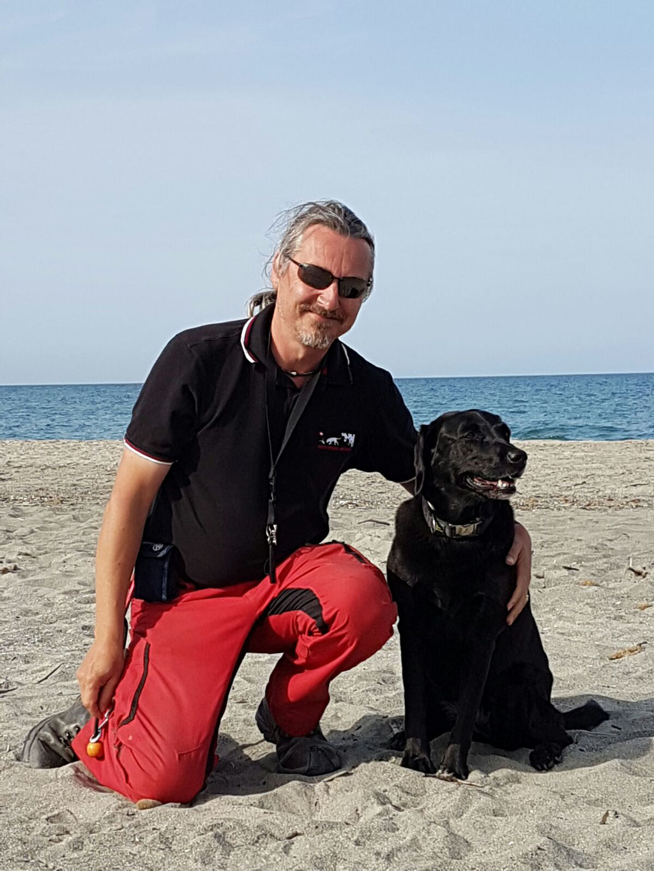 Asiatischer Laubholzbockkäfer Daniel Hagemeier Spürhundeführer