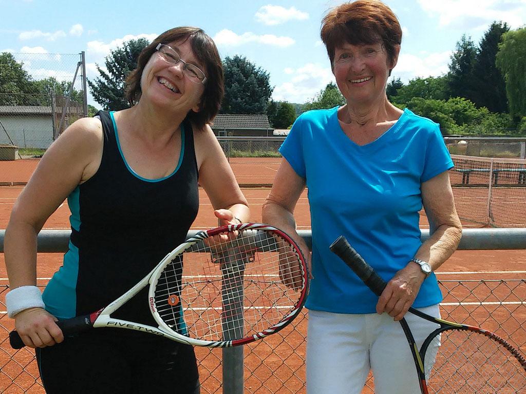 Zuzanna Heere & Uschi Zahner