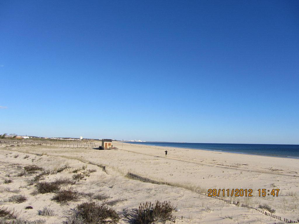 Strand bei Manta Rota