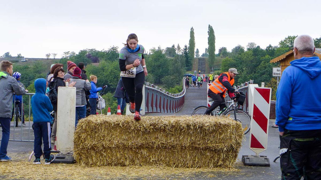 Obstacle Race, Hindernisrennen, Wencke Neumann